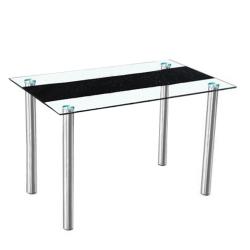 jedalensky stol cierna kov ester hlavna