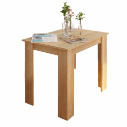 jedalensky stol dub sonoma tarino s doplnkom