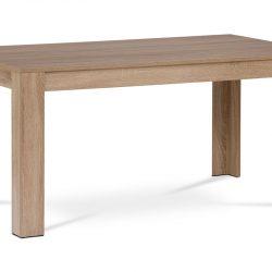 46836 jedalensky stol 160x90x74 cm mdf lamino 3d dekor dub sonoma 1